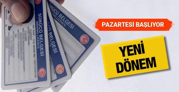 PASAPORT VE EHLİYET İŞLEMLERİNDE MÜJDE!