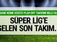 SPOR TOTO 1. LİG'DE PLAY-OFF BELLİ OLDU!