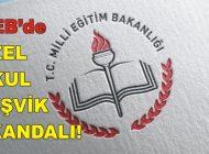 MİLLİ EĞİTİM'DEKİ SKANDALLARIN ARDI ARKASI KESİLMİYOR!!!
