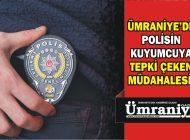ÜMRANİYE'DE POLİSİN KUYUMCUYA TEPKİ ÇEKEN MÜDAHALESİ!