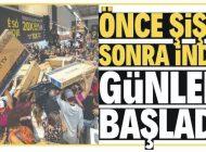 """""""ALIŞVERİŞ ÇILGINLIĞI""""NA KAPILMAYIN!"""
