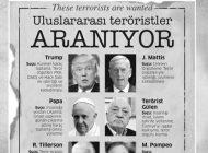 BU TERÖRİSTLER ARANIYOR (THESE TERRORİSTS ARE WANTED)
