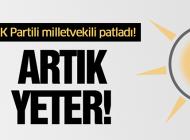 TAYYAR PATLADI! ARTIK YETER!