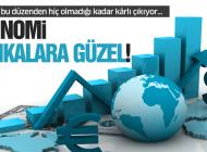 EKONOMİ BANKALARA GÜZEL!