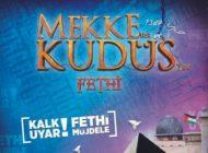 AGD'den 'MEKKE'NİN FETHİ ve KUDÜS GECESİ' PROGRAMI!