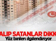 EV ALIP SATANLAR DİKKAT!