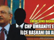 CHP'de GENEL BAŞKANLIĞA 4. ADAY