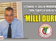KEMAL MEMİŞOĞLU'NDAN TÜRK TABİPLER BİRLİĞİ'NE TEPKİ!