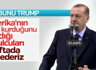 CUMHURBAŞKANI ERDOĞAN AFRİN'E OPERASYON SİNYALİ VERDİ