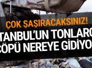 İSTANBUL'UN ÇÖPÜ…