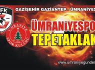 ÜMRANİYESPOR'A ZİRVE ÇELMESİ