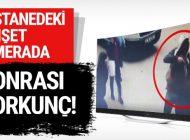 ÜMRANİYE'DEKİ DEHŞET KAMERADA: SONRASI KORKUNÇ!