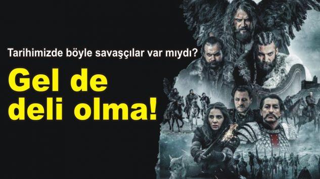 GEL DE DELİ OLMA!