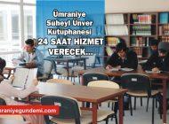İSTANBUL' İKİ 'KAPANMAYAN KÜTÜPHANE' DAHA