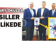ROTARY OKULDA NESİLLER TEHLİKEDE