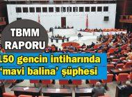 150 GENCİN İNTİHARINDA 'MAVİ BALİNA' ŞÜPHESİ