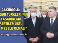 Gelecek Partisi Ümraniye'den Doğu Türkistan için imza kampanyası