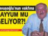 Bayram Çavuşoğlu'nun başkanlığını yaptığı vakfa kayyum mu geliyor?