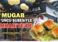 MUGAB, 14'üncü Şubesini Ümraniye'de açtı